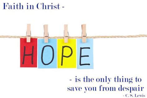 Never lose hope essay